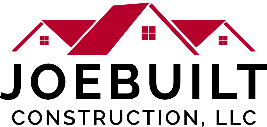logo joebuilt construction athens alabama